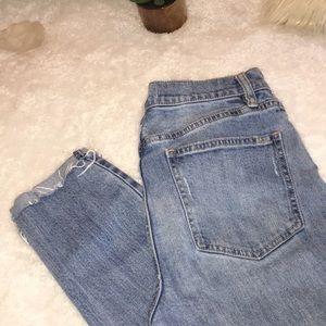 PacSun Jeans High Waisted Light Blue‼️